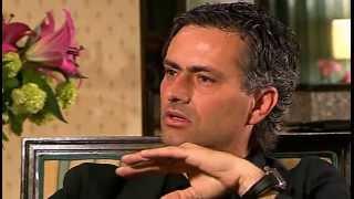 Jose Mourinho Interview The Special One - Documentary