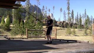 Cool Combo: TRX® Unilateral Exercise Sequence