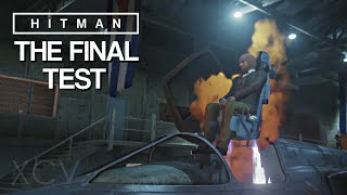 Hitman BETA Gameplay - 'The Final Test' Tutorial Mission Playthrough [HD] 1080p | PS4 PC