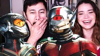 Video ANT-MAN & THE WASP | Official Trailer | Reaction! MP3, 3GP, MP4, WEBM, AVI, FLV Agustus 2018