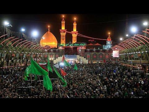Ιράκ: 20 εκατομμύρια μουσουλμάνοι έφτασαν στην Καρμπάλα για τον εορτασμό του Αρμπάιν
