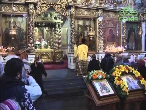 День памяти свт. Тихона, Патриарха Всероссийского