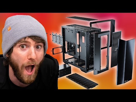 The CLEANEST AMD Gaming PC Build