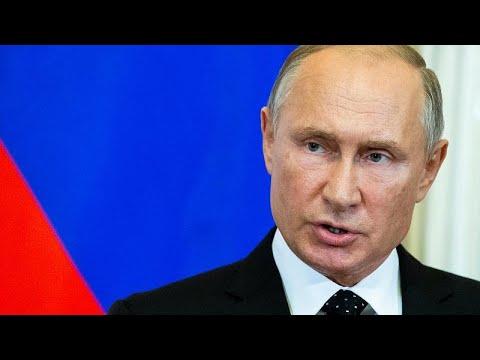Πούτιν: «Τυχαίο περιστατικό» η κατάρριψη του ρωσικού στρατιωτικού αεροσκάφους…