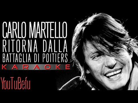 , title : 'Carlo Martello ritorna dalla... (KARAOKE)'