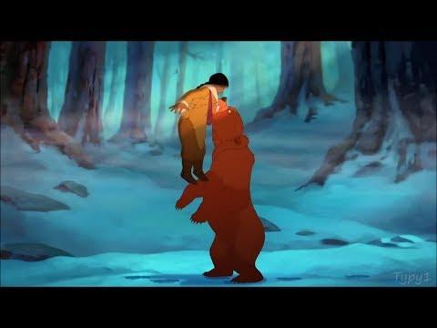 Brother Bear 2 - Nita Meets Kenai And Koda (English) [HD]