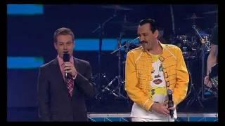 Freddie Mercury - Australia's Got Talent Semi final !! HD !! - Thomas Crane