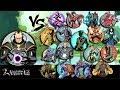 Shadow Fight 2 Super Titan Vs All Bosses