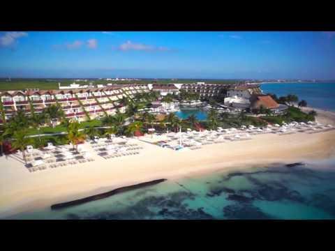 Grand Velas Riviera Maya Aerial View