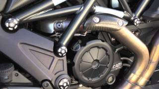 5. Gulf Coast Motorcycles - PREOWNED 2011 DUCATI DIAVEL CARBON