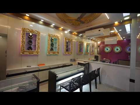 Arun Jwellery shop interiors