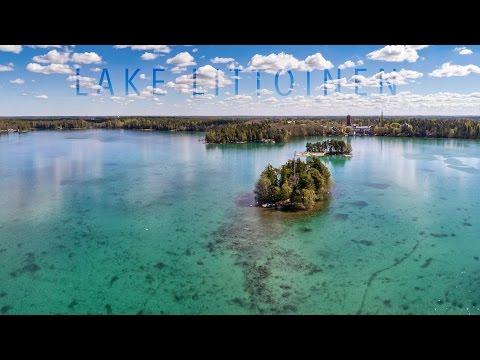 Puhdistettu Littoistenjärvi on kuin suoraan jostain ulkomailta – Kirkasta vettä!