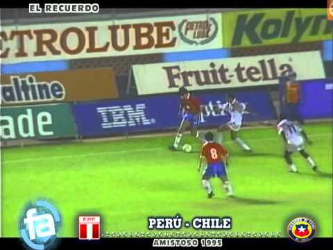 Peru Vs Chile - 6 A 0  (1995) (HD)