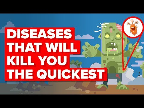 Diseases That Will Kill You The Quickest