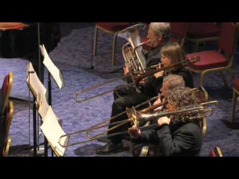 Bavouzet at the Proms Part 2 : Janacek Capriccio I. Allegro (Boulez & BBC SO)