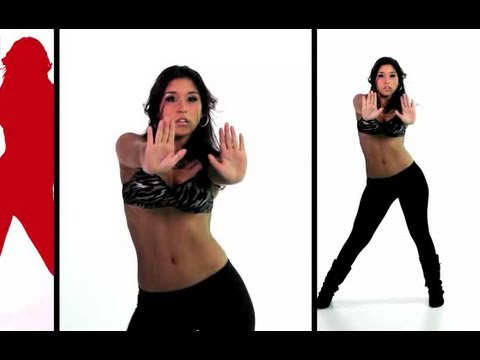 Танец из клипа леди Гага