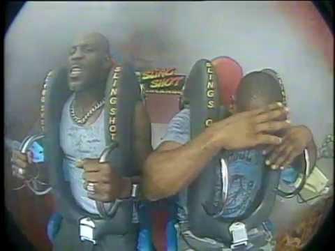 DMX dans une attraction (video)