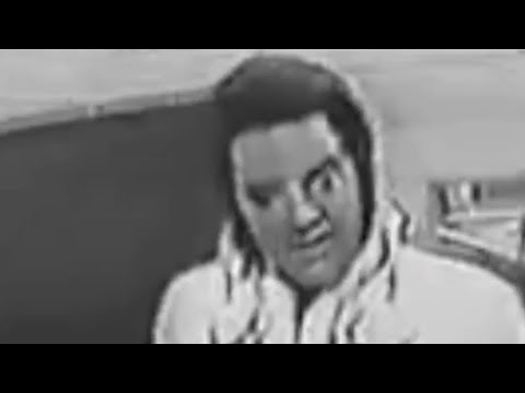 Was Elvis The First Reptilian Shapeshifter Caught on Video