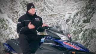 8. TEST RIDE: 2013 Yamaha RS Vector
