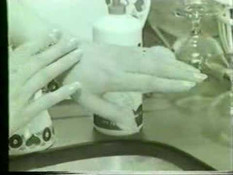 Fairy Liquid vintage tv ads