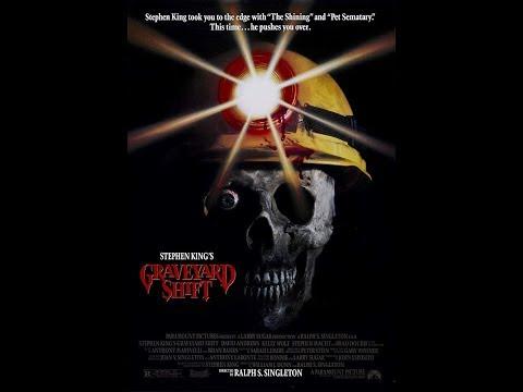 Stephen King 'Graveyard Shift (1990) Original Trailer
