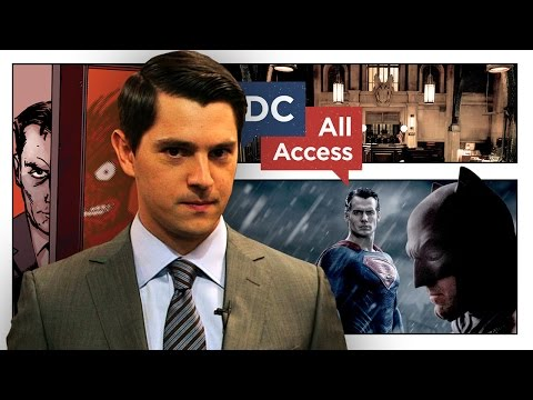 access - When DC All Access pays a visit to the Gotham City Police Department, the results are arresting! In this week's all new episode, Tiffany pays a visit to the set of the hit show Gotham, talking...