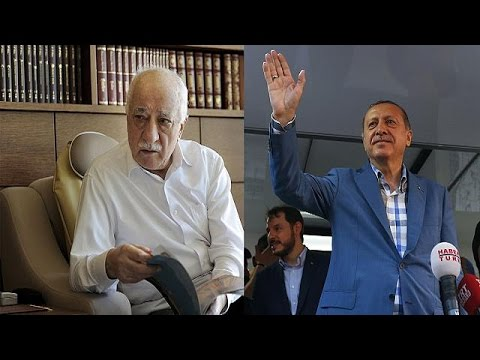 Eρντογάν: «Θα εξαλείψουμε τον ιό Γκιουλέν από το κράτος»