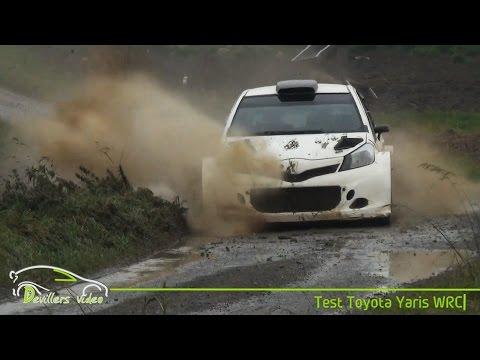 Toyota Yaris WRC 2017 [HD] Devillersvideo