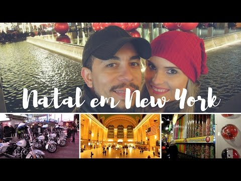 #011 - TIMES SQUARE, ROCKEFELLER, GRAND CENTRAL, NATAL EM NEW YORK | VIAJAR BARATO | ESTADOS UNIDOS