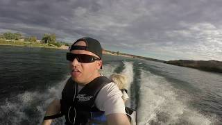 8. GTR 230 RE POWER ONT THE WATER  ROTAX 1500 HO ACE ENGINE