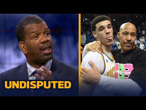 Rob Parker wants Magic to trade Lonzo to get rid of LaVar and attract LeBron to Lakers | UNDISPUTED