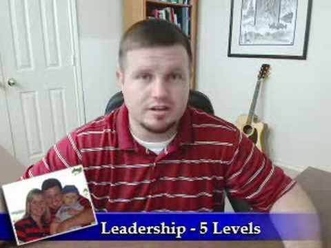 Work At Home Leadership &#8211; 5 Levels of Influence