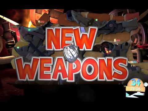 Worms Clan Wars trailer