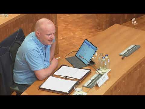 Vorschaubild Livestream auf YouTube: 'Öffentliche Sitzung Ausschuss 3'