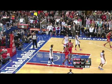 Jeremy Lin Hits 9 Three Pointers vs. Sixers