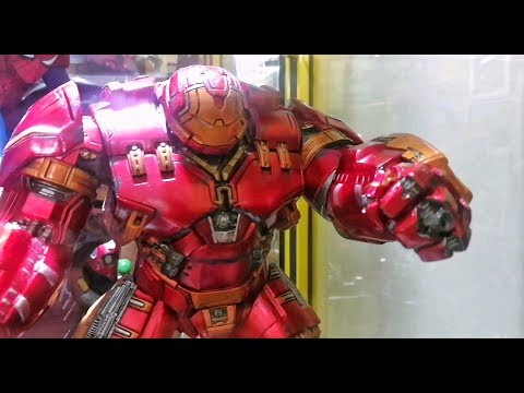 How I Custom Paint A Budget Hulkbuster At USD20 Only