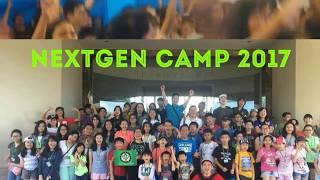 JPCC KIDS - NextGen Camp 2017