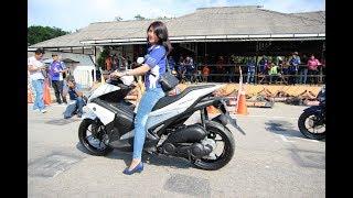 #126 Yamaha Aerox 155VVA | Impresi Berboncengan