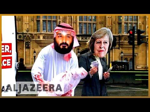 🇬🇧 🇸🇦 UK: Red carpet welcome for Saudi's crown prince | Al Jazeera English