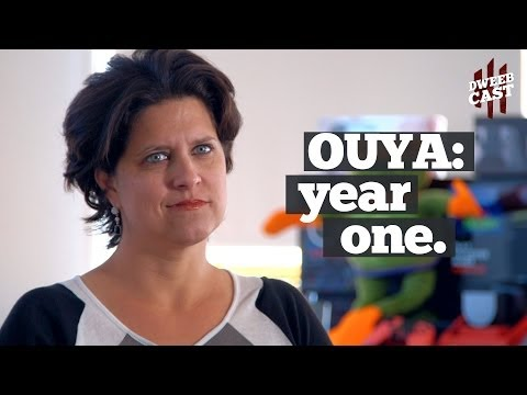 Interview: OUYA CEO Julie Uhrman | DweebCast | OraTV