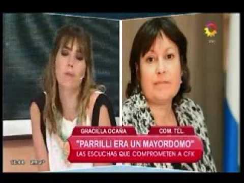 """Sobre las escuchas de Parrilli y Cristina: """"Lo que me impresiona es la impunidad"""""""