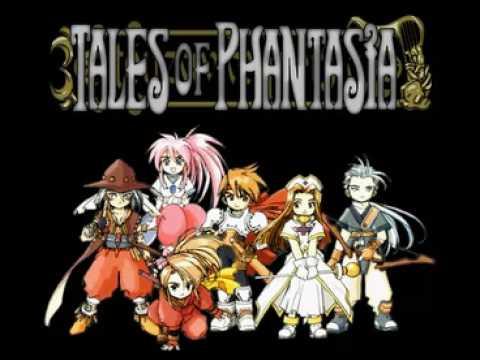Tales Of Phantasia OST - Fighting The Spirit