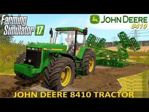 John Deere 8400/8410 v1.0.0.0