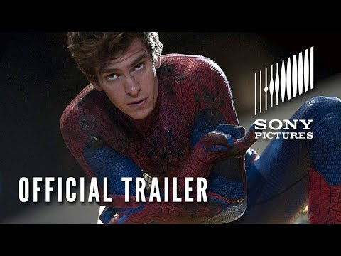Watch the new trailer for 'The Amazing Spider-Man'