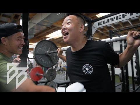 DAVID GETS DESTROYED BY BART! | BARBELL BRIGADE