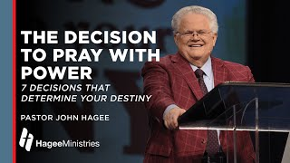 Video The Decision to Pray with Power MP3, 3GP, MP4, WEBM, AVI, FLV Juni 2019