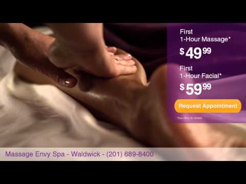 Massage Envy Spa - Waldwick National Branding