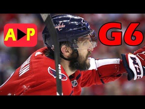 Tampa Bay Lightning vs Washington Capitals – May. 21, 2018   Game 6   Stanley Cup 2018. (HD) (видео)