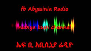 First Fb Abyssinia Radio Transmission On June 23 2012_x Part 1