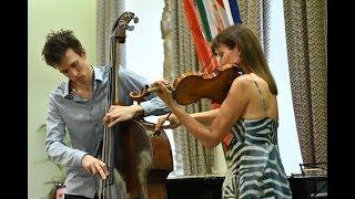 Viktoria Mullova & Misha Mullov-Abbado: Caico & Bach Violin Sonata in B minor